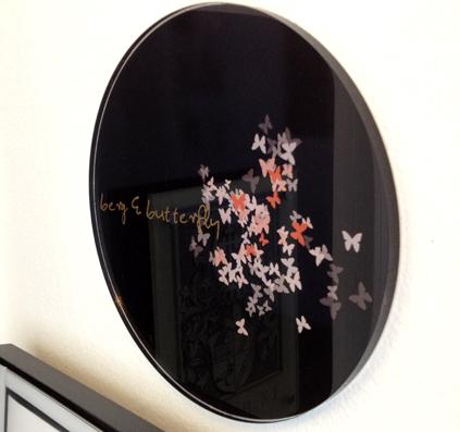 berg butterfly glasskilt skilt skiltefabrikken