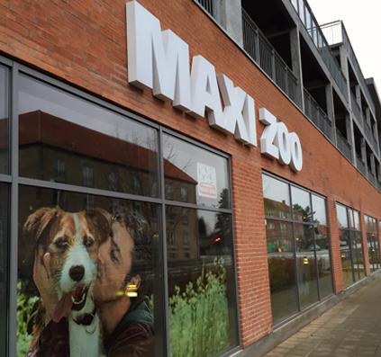 maxi zoo bagsværd